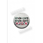 Kinda Care Kinda Don't Needle Nanny by Amy Bruecken Designs