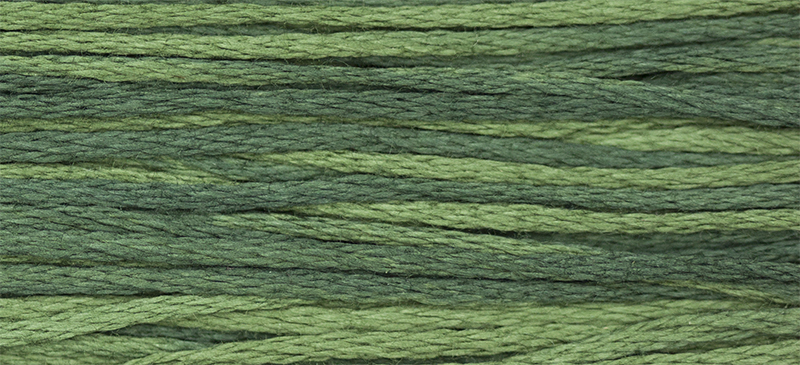 2158 Juniper Weeks Dye Works Floss