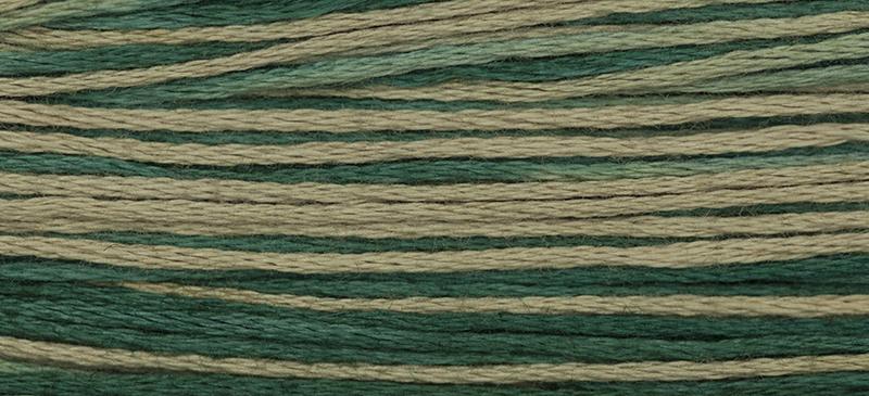 1281 Mallard Weeks Dye Works Classic Floss Collection