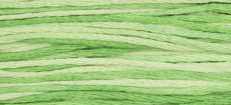 2191 Granny Smith Weeks Dye Works Floss