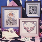Quilted Designs - (Cross Stitch)