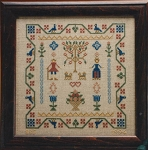 Country Fair - (Cross Stitch)