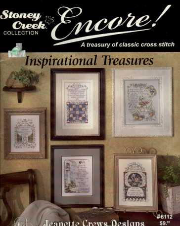 treasures in cross stitch