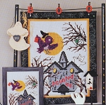 Haunted Inn - (Cross Stitch)