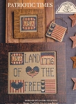 Patriotic Times - (Cross Stitch)