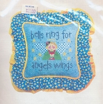 Bells Ring for Angels Wings - (Cross Stitch)