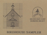 Birdhouse Sampler - (Cross Stitch)