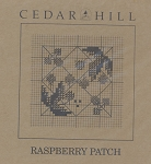 Raspberry patch - (Cross Stitch)