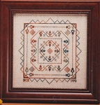 Indian Summer - (Cross Stitch)