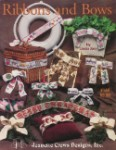 Ribbons and Bows - (Cross Stitch)