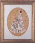 The Bride - (Cross Stitch)