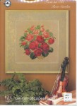 From an Old Rose Garden - (Cross Stitch)