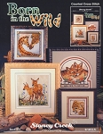 Born in the Wild - (Cross Stitch)