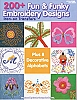 200+ Fun & Funky Embroidery Designs