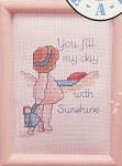 Gifts of Love - Sunshine - (Cross Stitch)