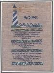 Hope Sampler - (Cross Stitch)