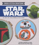 Star Wars Cross Stitch Creations - (Cross Stitch)