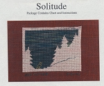 Solitude - (Cross Stitch)