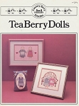 Tea Berry Dolls - (Cross Stitch)