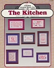 The Kitchen - (Cross Stitch)