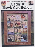 A Year at Hawk Run Hollow - (Cross Stitch)