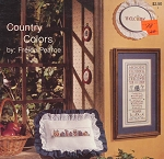 Country Colors - (Cross Stitch)