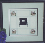 Amish Buggy - (Cross Stitch)