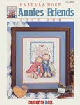 Annie's Friends Book One - (Cross Stitch)