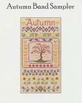Autumn Band Sampler - (Cross Stitch)