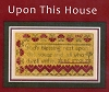 Upon this House - (Cross Stitch)