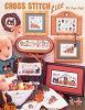Cross Stitch Lite #1 For Fall - (Cross Stitch)