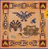 Bats, Bugs, Toads & Spiders - (Cross Stitch)