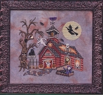 Ghool School - (Cross Stitch)