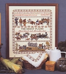 Great Plains Sampler - (Cross Stitch)