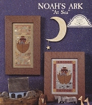 Noah's Ark At Sea - (Cross Stitch)