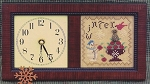 Timely Winter - (Cross Stitch)