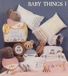 Baby Things I - (Cross Stitch)