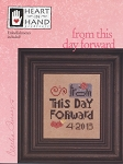 From This Day Forward - (Cross Stitch)