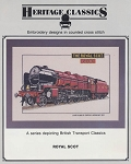 Royal Scot - (Cross Stitch)
