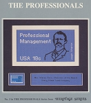 The Professionals #3 - Professional Management - (Cross Stitch)