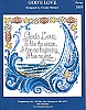 God's Love - (Cross Stitch)