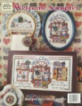 Welcome Sampler - (Cross Stitch)