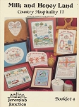 Milk and Honey Land Country Hospitality II - (Cross Stitch)