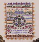 To Be Continued - Barnabee's Quest Part III - (Cross Stitch)
