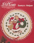 Santa's Helper - (Cross Stitch)