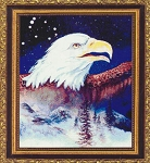 Aquila - (Cross Stitch)