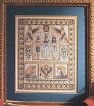 Egyptian Sampler - (Cross Stitch)