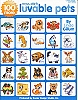 100 More Luvable Pets - (Cross Stitch)