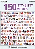 150 Itty-Bitty Motifs - (Cross Stitch)