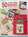 50 Cross Stitch Quickies Christmas - (Cross Stitch)